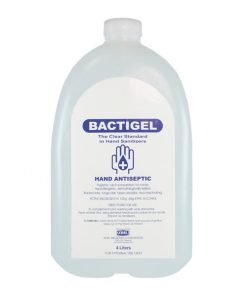 BACTIGEL Hand Sanitizing Gel with 68% Ethyl Alcohol 1 Gallon