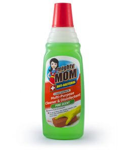 Mighty Mom Antibacterial Multi-Purpose Cleaner & Disinfectant Pine 500mL