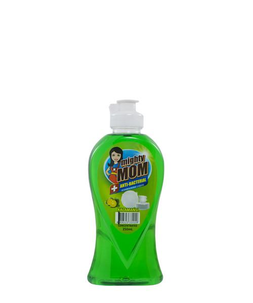 Mighty Mom Antibacterial Dishwashing Liquid Kalamansi 250mL