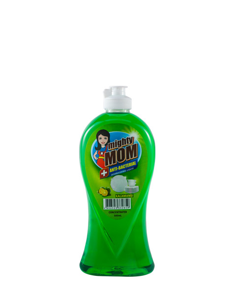 Mighty Mom Antibacterial Dishwashing Liquid Kalamansi 500mL
