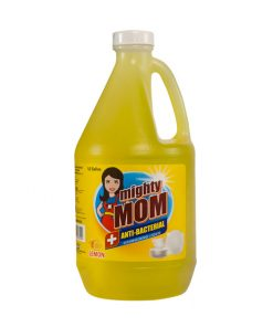 Mighty Mom Antibacterial Dishwashing Liquid Lemon 1/2 Gallon