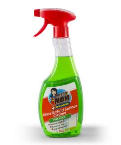 Mighty Mom Antibacterial Glass & Multi Surface Cleaner Pine 500mL