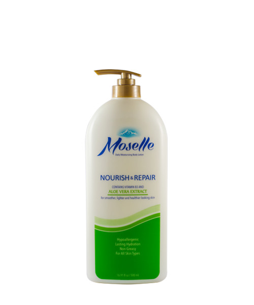 Moselle Daily Moisturizing Lotion Nourish & Repair 500mL