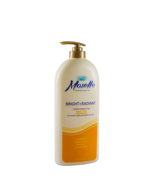 Moselle Daily Moisturizing Lotion Bright & Radiant 500mL