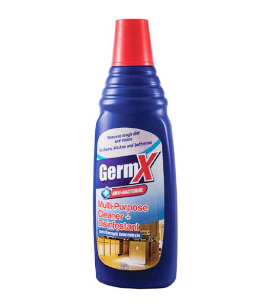 GermX Antibacterial Multi-Purpose Cleaner + Disinfectant 500mL