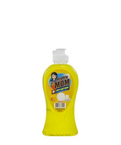 Mighty Mom Antibacterial Dishwashing Liquid Lemon 250mL