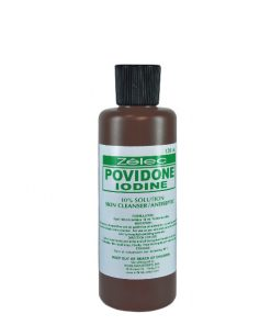 ZELEC 10% Povidone Iodine 120mL